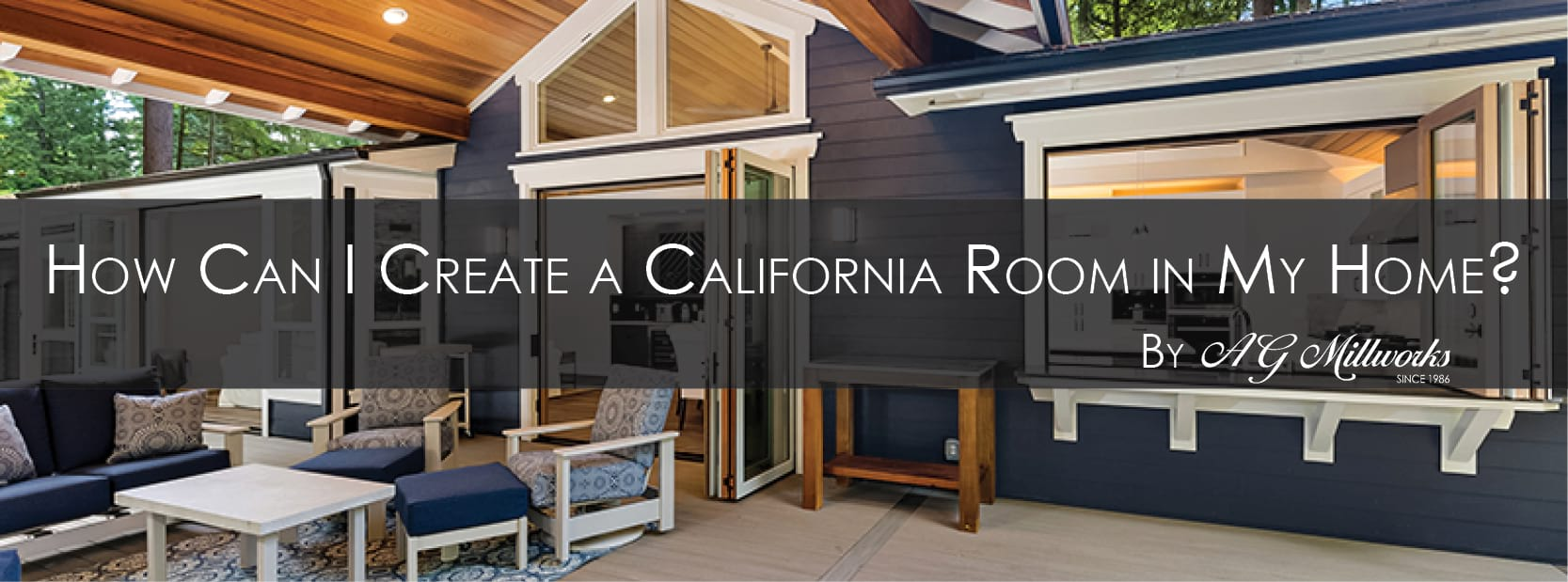 How Can I Create A California Room In My Home